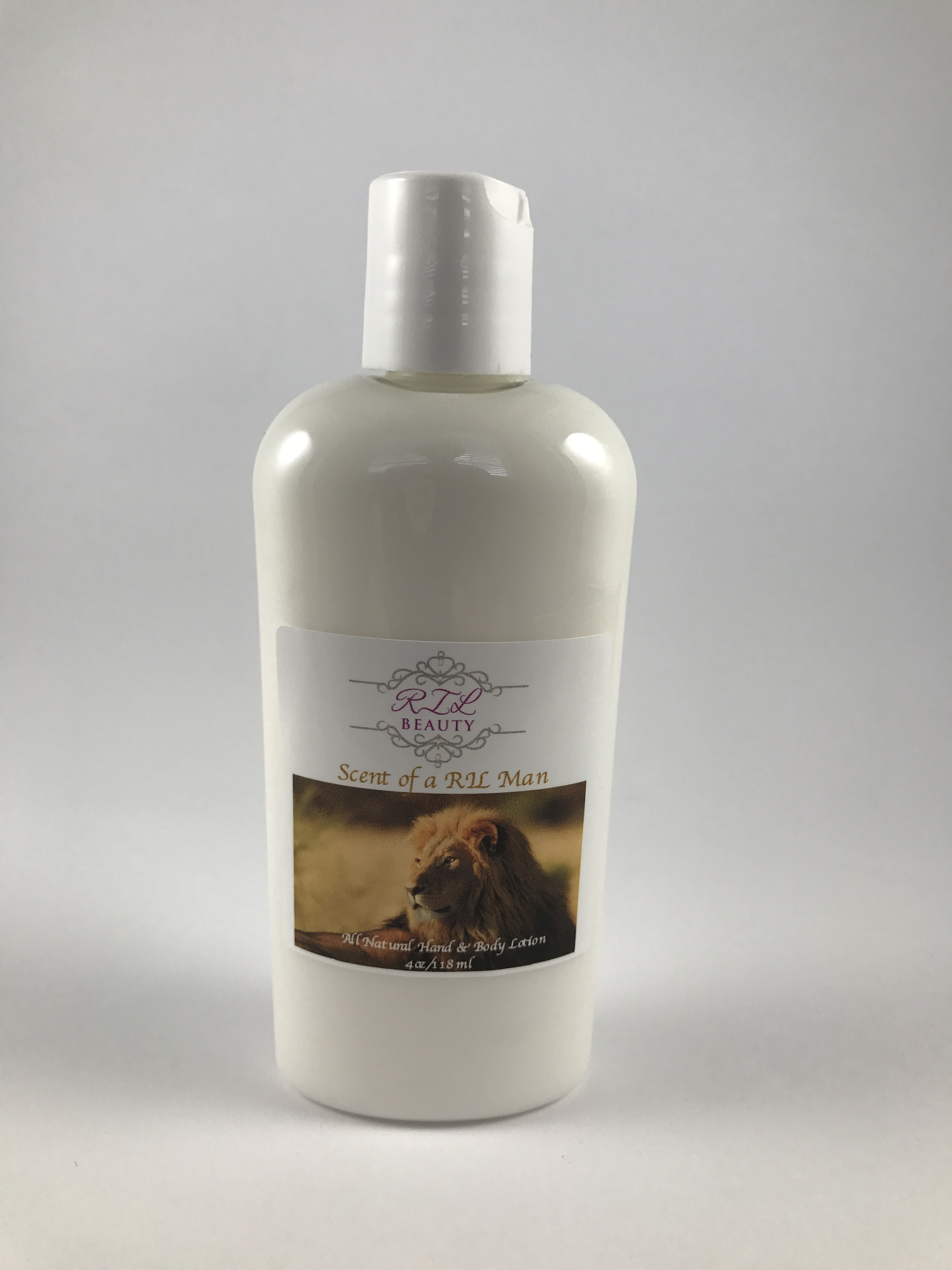 Scent of a RIL Man 2 oz. Lotion  (Travel Size)